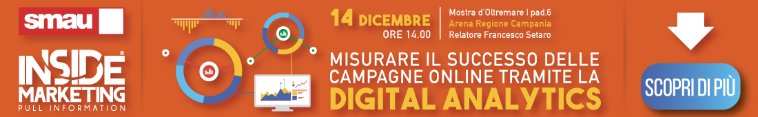 workshop digital analysis smau napoli 2017