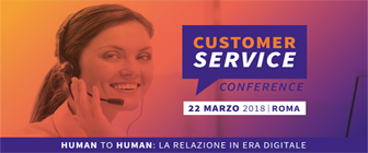 Customer Service Conference Roma