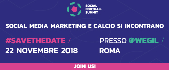 Social Football Summit 2018