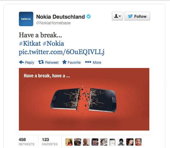 Nokia Twitter
