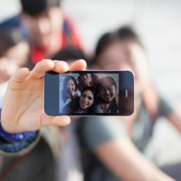 utilità dei selfie campagne e applicazioni