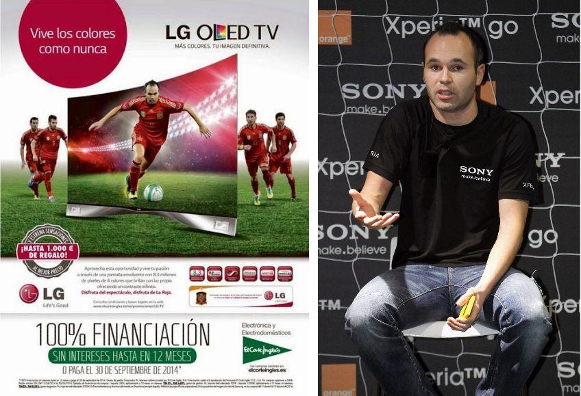 Alta visibilità e low budget Ambush Marketing a Brasile 2014
