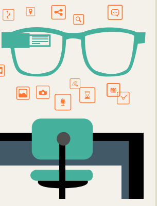 Tecnologie indossabili per migliorare la produttività a lavoro