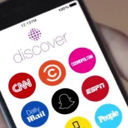 Snapchat Discover: il servizio di news social che conquista anche i giornali studentesch
