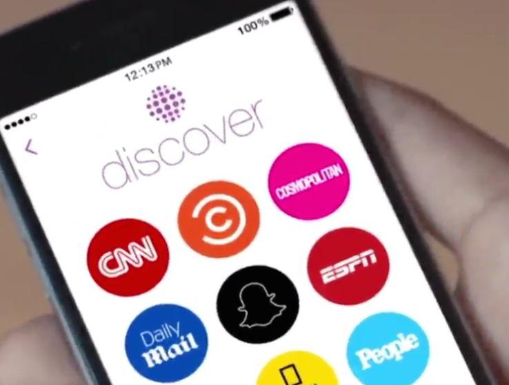 Snapchat Discover: il servizio di news social che conquista anche i giornali studenteschi