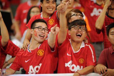 Digital marketing in Cina: i numeri del calcio europeo nel 2015