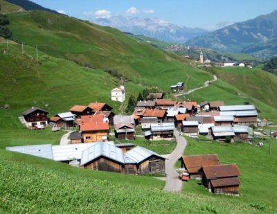 Territorio e Viral Marketing: l'esperimento svizzero