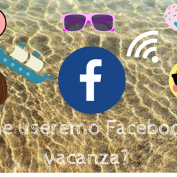 Utilizzo di Facebook in estate: qualche trend e alcuni dati