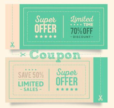 Il marketing del risparmio: dai coupon ai codici sconto.