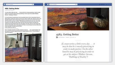 Note su Facebook: dall'utilizzo per lo storytelling all'utilità nel marketing