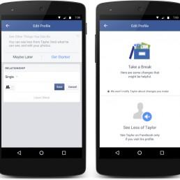 Se avete appena concluso una relazione sentimentale, Facebook è pronto ad aiutarvi con una speciale feature.