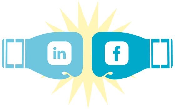 La Grande Effe sfida LinkedIn: ecco come, nel 2016, Facebook proverà a cambiare le carte sul tavolo del Recruiting.