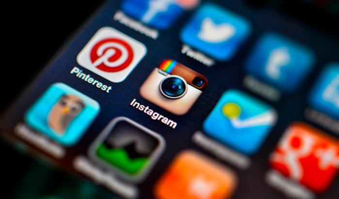 i social network e il nuovo anno, l'ascesa di Instagram