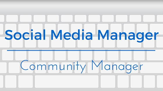 Community Manager vs. Social Media Manager