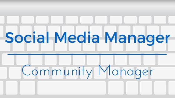 Community Manager e Social Media Manager non sono la stessa cosa. Scopriamo le differenze tra queste due figure professionali