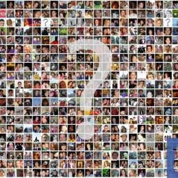 Amicizie di facebook? Un'effimera realtà