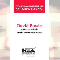 David Bowie come parabola della comunicazione