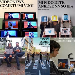 Il rapporto tra i giovani e i media d'informazione