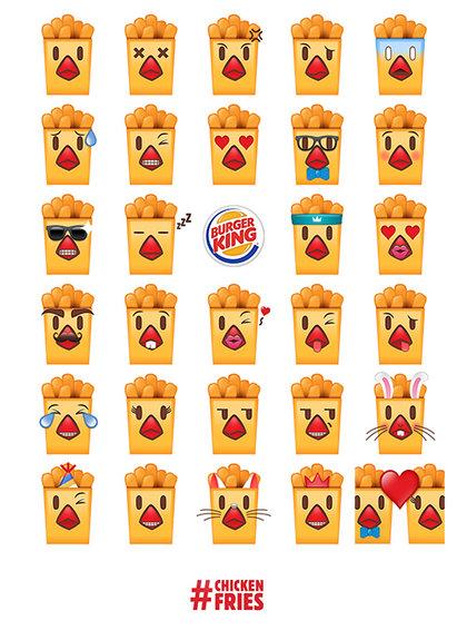 usare gli emoji nel social media marketing: il caso Burger King