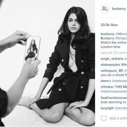 Fashion marketing è febbre snapchat