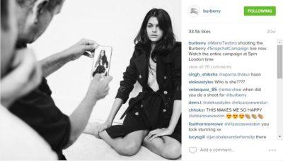 Come i brand di moda usano Snapchat: alcuni insight dalle Fashion Week