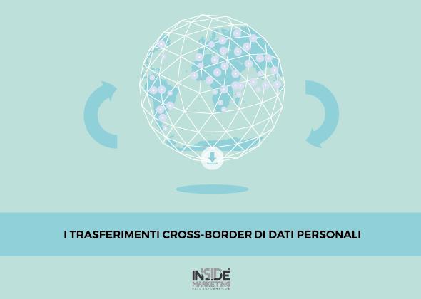 I trasferimenti cross-border di dati personali