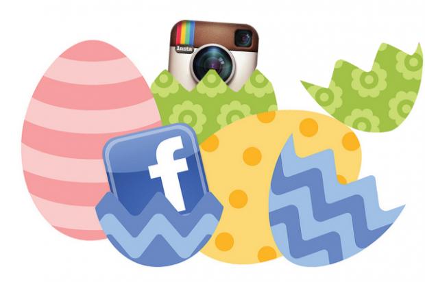 Come gli italiani utilizzeranno Facebook ed Instagram per Pasqua 2016?