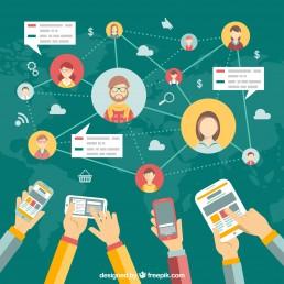 Il lavoro oggi è molto dinamico e sempre più spesso ci si rivolge al web per trovare il modo di esprimere la propria professionalità.