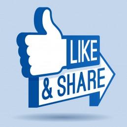 Calo di post e share: è allarme Facebook?