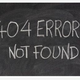 Errore 404 così diventa creativo e punta alla brand image