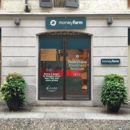 Il temporary shop di MoneyFarm a Milano si lancia in una nuova prospettiva per il Marketing Esperienziale, raccontando la finanza con l'arte.