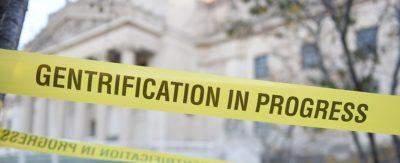 Foursquare e Twitter: come ti predico la gentrification
