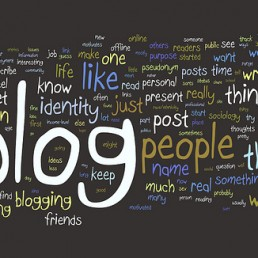 Blog e blogger: la