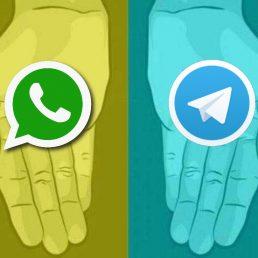 Telegram vs WhatsApp: la nuova sfida del marketing