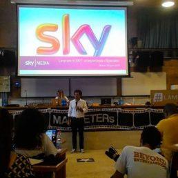 Le pay tv vivono di contenuti. Consumi sempre più multipiattaforma però rendono la promozione indispensabile. Simone Daniele (Sky) a #MDay16