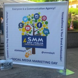 Social Media Marketing Day 2016: innovare per restare al passo con i tempi offrendo formazione e informazione di alta qualità.