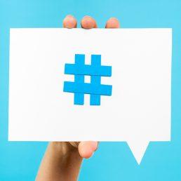 Hashtag: così diventa marchio di fabbrica e tutela il brand