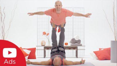 TrueView discovery ads: la pubblicità spiegata attraverso lo Yoga