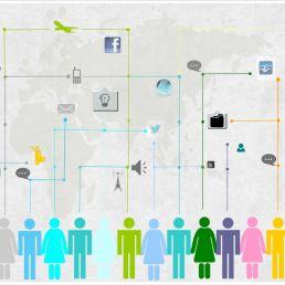 Solo comunicazione o anche conversazione per le aziende? Ne hanno parlato Carlo Turati e Annalisa Galardi al Festival della Comunicazione