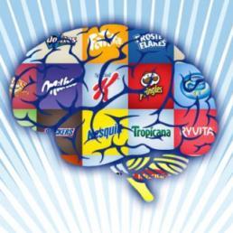 Neuromarketing cervello elabora loghi brand
