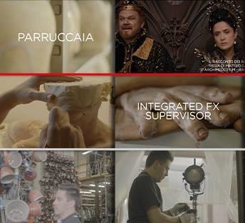 """""""Film"""" è anche ciò che avviene dietro le quinte: lo spiega una campagna"""