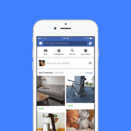Facebook lancia Marketplace, una sezione dedicata alla compravendita di oggetti. È il tentativo di penetrare nel mobile commerce?