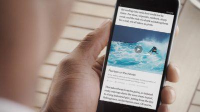 Contenuti editoriali su mobile: quanto vengono letti?
