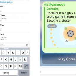 Telegram lancia una piattaforma per giocare online con i propri contatti. E non è il solo servizio di instant messaging che punta sul gaming.