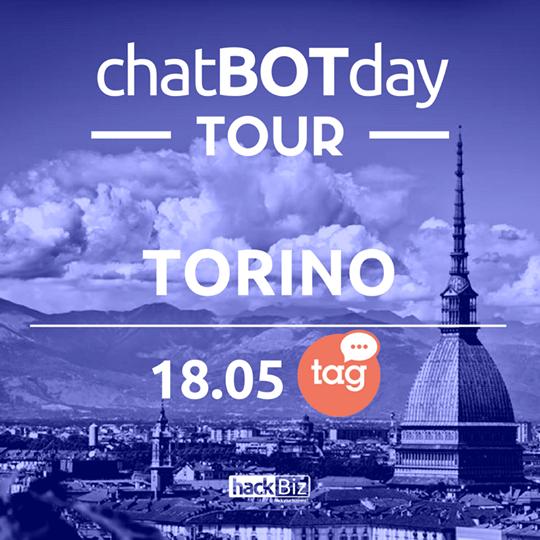 ChatBot Day Torino
