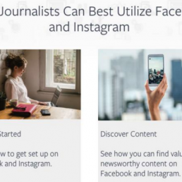 Informazione online? Facebook pensa all'e-learning per giornalisti