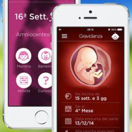Gravidanza 2.0: il supporto alle future mamme tramite app