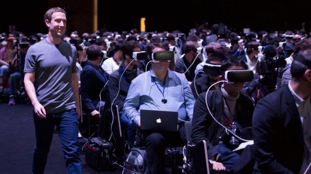 Nel futuro di Facebook? Sempre più emozioni, meglio se in realtà virtuale