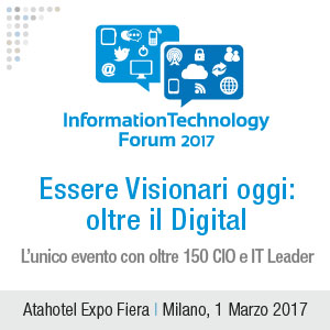 Information Technology Forum 2017