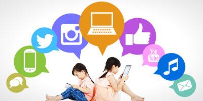 Bambini sempre più social: così crescono infelici